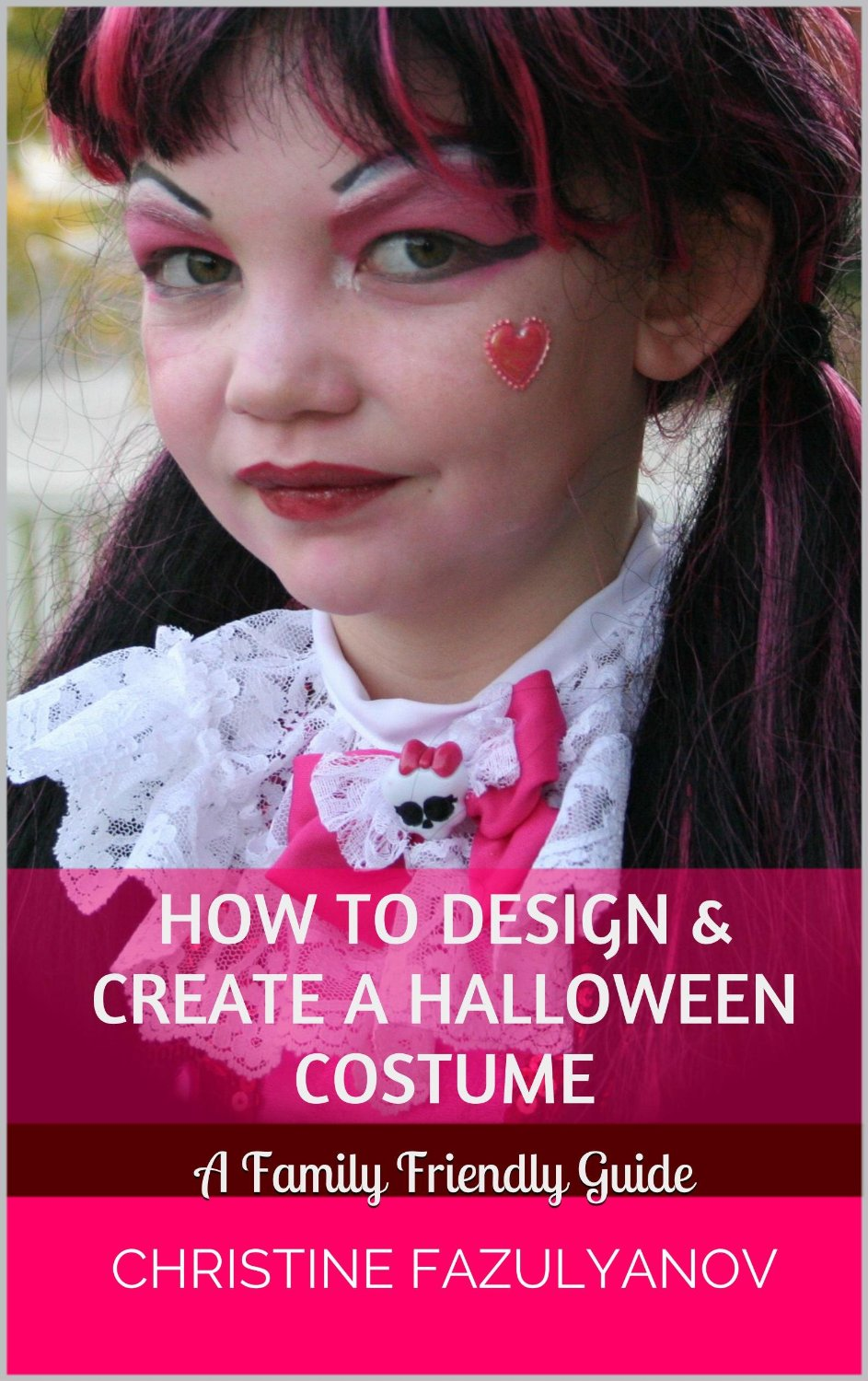 Halloween Costume Book