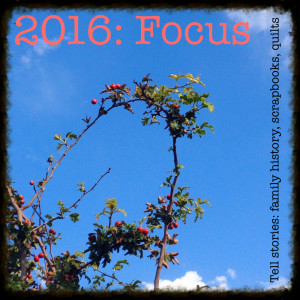 Square focus