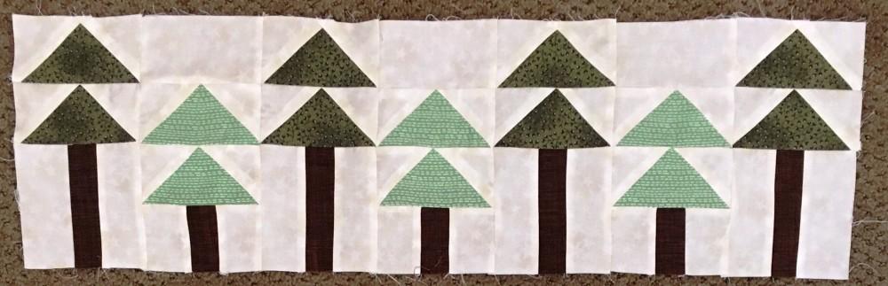 ShaRee six trees
